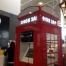 Светодиодная строка P10 DIP в торговом центре МЕГА
